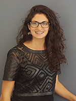 Photo of Ms Hourani