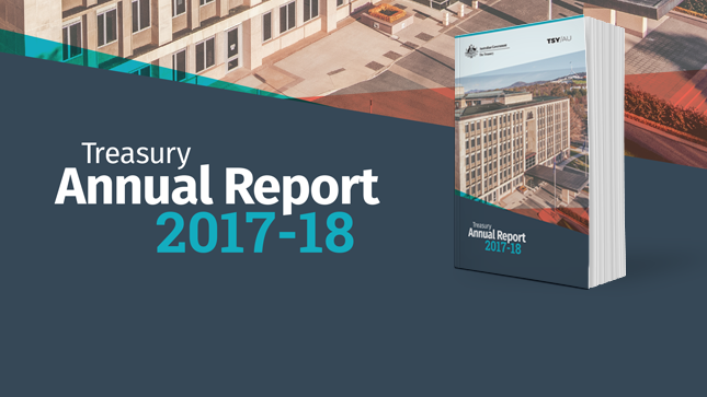 Treasury Annual Report 2017-18