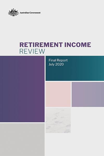 Retirement Income Review Final Report