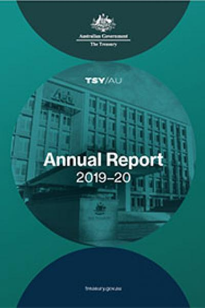 Treasury Annual Report 2019-20